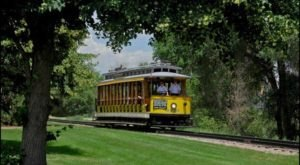 There's A Magical Trolley Ride In Denver That Most People Don't Know About