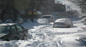 The Massive New York Blizzard Of December 2010 Will Never Be Forgotten