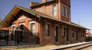 You'll Never Forget A Visit To These 9 Historic Railroad Towns In Alabama