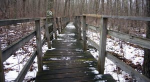 7 Picturesque Trails In Rhode Island That Are Perfect For Winter Hiking