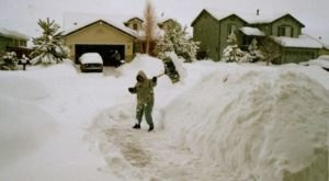 A Massive Blizzard Blanketed Nevada In Snow In 2008 And It Will Never Be Forgotten