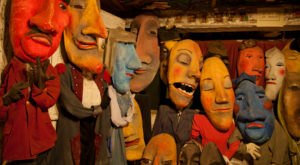 The Museum Of Giant Puppets In Vermont Is Not For The Faint Of Heart