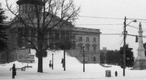 The Massive South Carolina Blizzard Of February 1973 Will Never Be Forgotten