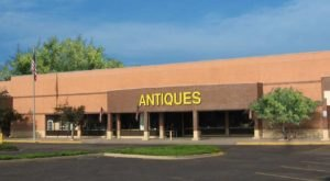 You'll Never Want To Leave This Massive Antique Mall In Colorado