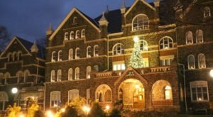 These 9 Haunted Universities In Pennsylvania Will Terrify You