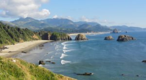 The Beautiful Beach In Oregon That Was Rated One Of The Best In The World