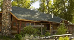 A Secluded Restaurant In Wyoming, The Woods Landing Has The Most Magical Surroundings