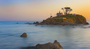 The Story Behind This Haunted Lighthouse in Northern California Will Leave You With Chills
