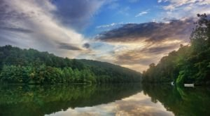 10 Beautiful Maryland Lakes With A Magical Aura About Them