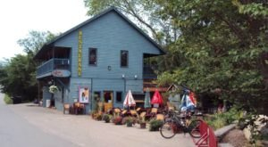 The Secluded Restaurant In Minnesota With The Most Magical Surroundings
