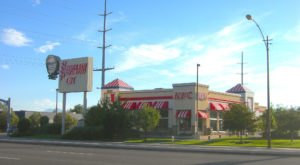 Utah Is Home To The First KFC In The Country, And It Really Is Finger Lickin' Good