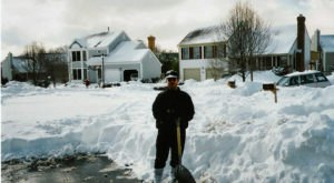 The Massive Virginia Blizzard Of January 1996 Will Never Be Forgotten