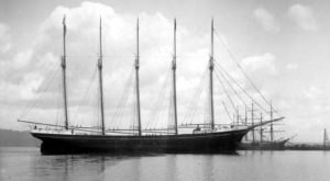 The Mystery Of This Ghost Ship In North Carolina Still Lingers Almost A Century Later