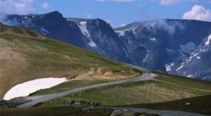 The Highest Road In Wyoming Will Lead You On An Unforgettable Journey