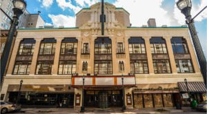 This Grand West Virginia Theatre Is One Of The Last Of Its Kind