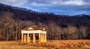 The Crumbling Remnants Of These 4 West Virginia Spa Towns Are Hauntingly Beautiful