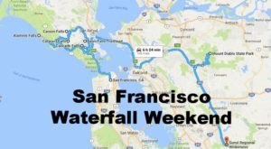 Here's The Perfect Weekend Itinerary If You Love Exploring San Francisco's Waterfalls