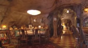 There's No Place On Earth Like This Incredible Cave House In Arizona