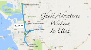 Here's The Perfect Weekend Itinerary If You Love Exploring Utah's Haunted Places