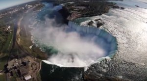 Someone Flew A Drone High Above Buffalo And Captured The Most Breathtaking Footage