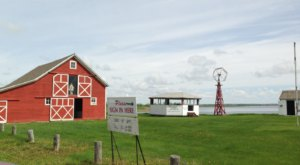 There's A Little Known Unique Homestead In North Dakota And It's Truly Fascinating
