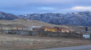 Blink and You'll Miss These 11 Teeny Tiny Towns in Nevada