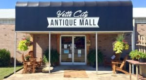 You'll Never Want To Leave This Massive Antique Mall In Kentucky