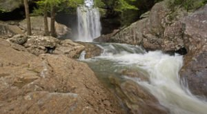 The Unrivaled Waterfall Hike In Kentucky Everyone Should Take At Least Once
