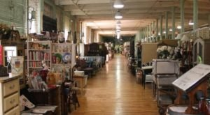 You'll Never Want To Leave This Massive Antique Mall In Georgia