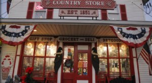 The Oldest General Store Near Buffalo Has A Fascinating History