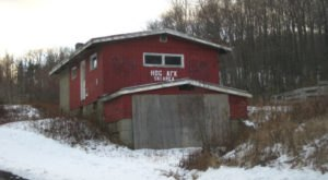 The Remnants Of This Abandoned Ski Resort In Vermont Are Hauntingly Beautiful