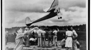 10 Very Rare Photos Taken During WWII In Maryland