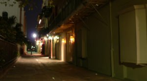 Stay Away From New Orleans' Most Haunted Street After Dark Or You May Be Sorry
