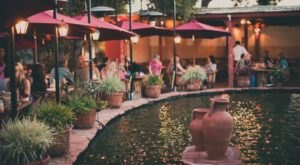 The Secluded Restaurant In Southern California With The Most Magical Surroundings
