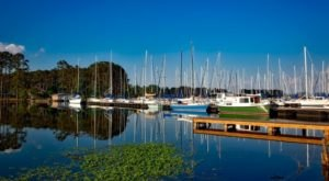 These 9 Lakefront Towns In Alabama Will Make You Want To Move