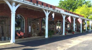 You May Never Want To Leave Little Mountain Unlimited, A Massive Antique Mall In South Carolina