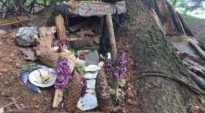 Most People Have No Idea There's A Fairy Garden Hiding In Maine And It's Magical