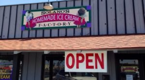 The Tiny Shop In Arizona That Serves Homemade Ice Cream To Die For