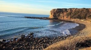 The Magnificent Cove Hiding In Southern California That Is A Little Slice Of Paradise