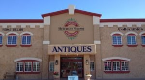 You'll Never Want To Leave Merchant Square, A Massive Antique Mall In Arizona