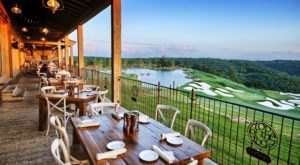 The Secluded Restaurant In Missouri With The Most Magical Surroundings