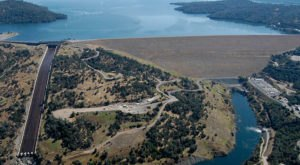 188,000 People Ordered To Evacuate Near California's Lake Oroville After Dam Spillway Failure