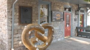 Learn How To Twist Pretzels At America's Oldest Pretzel Bakery In Pennsylvania