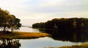 The Secret Park That Will Make You Feel Like You've Discovered Rhode Island's Best Kept Secret