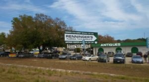 You'll Never Want To Leave This Massive Flea Market In Florida