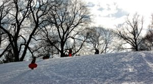 Here Are the 10 Best Places To Go Sled Riding In Pittsburgh This Winter
