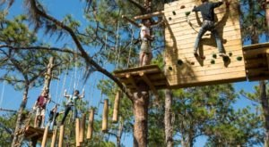 There's An Adventure Park Hiding In The Middle Of A Florida Forest And You Need To Visit