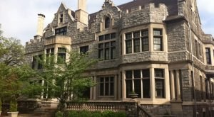 Spend The Night In Pittsburgh's Most Majestic Castle For An Unforgettable Experience