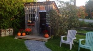 This One Of A Kind Pie Shed In Vermont Is Absolutely Delightful And You'll Want To Visit