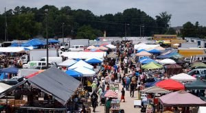 13 Amazing Flea Markets In Georgia That Are Ideal For Treasure Hunting